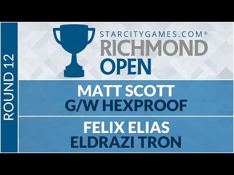 SCGRICH  Round 12  Matt Scott vs Felix Elias Modern