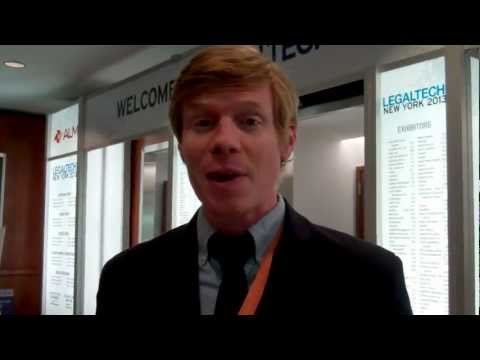 Content Analyst Partner Perspectives from kCura at LegalTech New York 2013