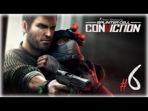 Смотреть прохождение игры Splinter Cell: Conviction. Серия 6 - В сердце третьего эшелона.