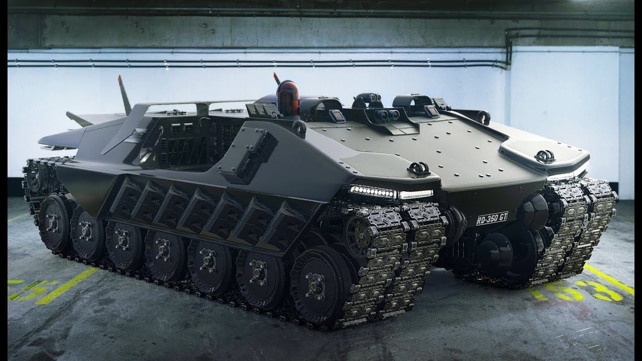 Самые Быстрые Боевые Машины Пехоты в Мире