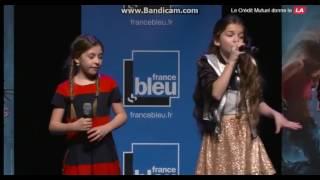 Kids United - L'oiseau et L'enfant (live) Crédit Mutuel