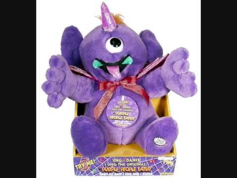 Kidz Bop Halloween Edition-9-Purple People Eater