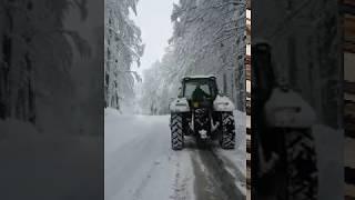 Febbraio 2018 - Strada Provinciale per Prati di Tivo