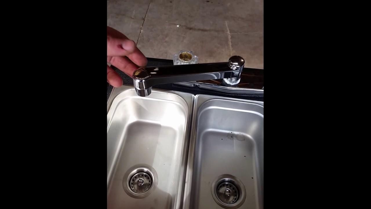 4 Bay Mobile Sink Crown Food Carts
