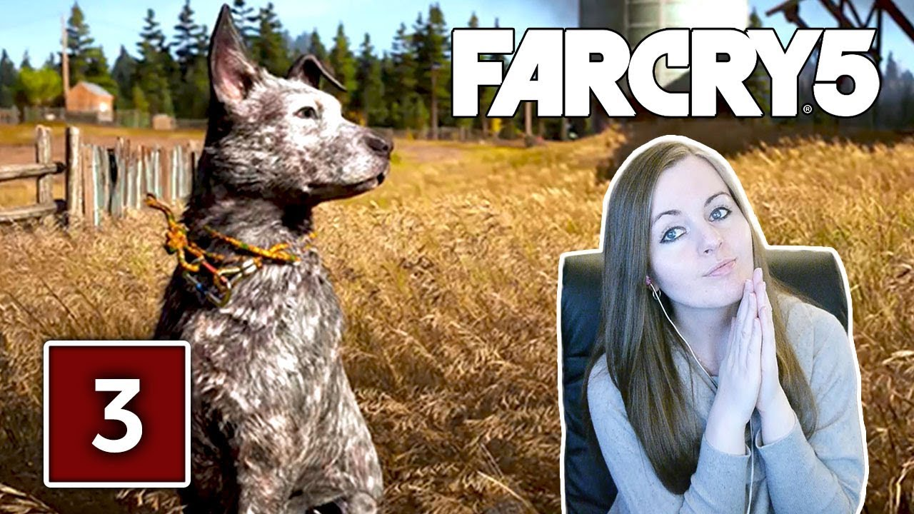 how to pet boomer on far cry 5