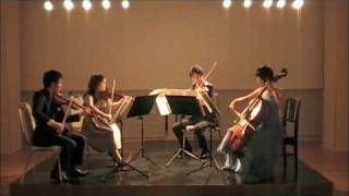 "Smetana: String Quartet No.1 e moll ""From my Life"" 2nd mov."