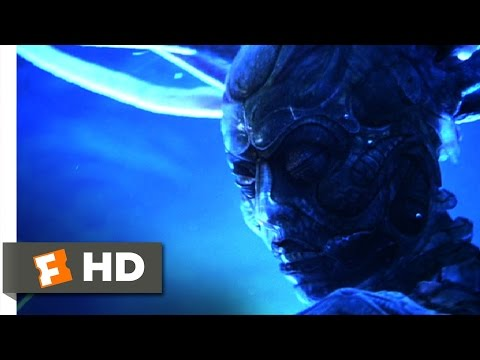 Species II (10/12) Movie CLIP - Mating Ritual (1998) HD