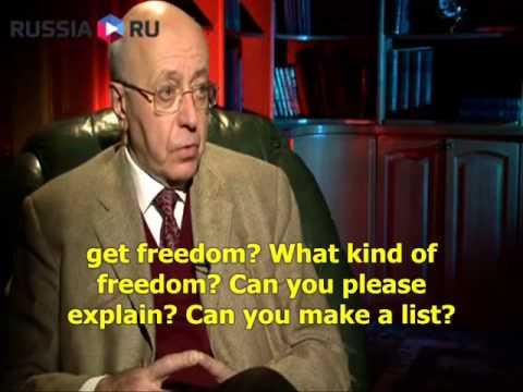 Mikhail Gorbachev - a great evil