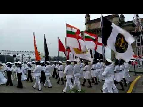 Ансамбль Черноморского флота выступил в Индии