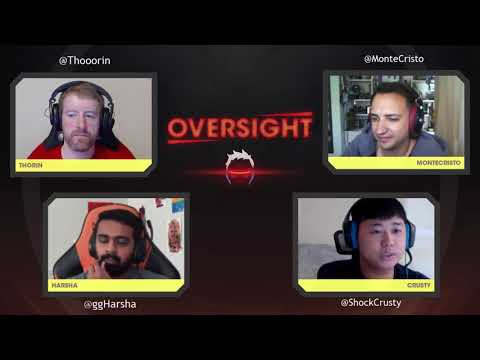 OverSight Episode 33: The Problem of Boston (feat. Crusty and Harsha)