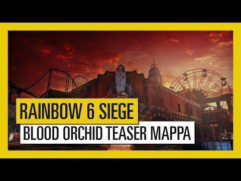 Tom Clancy's Rainbow Six Siege - Blood Orchid Teaser Mappa