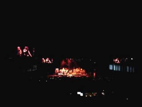 Adam Ant Deutscher Girls Live Concert Best Buy Theater NYC New York City 10/6/12 Times Square
