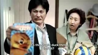 Япония! Какого хрена?! - японская реклама сока