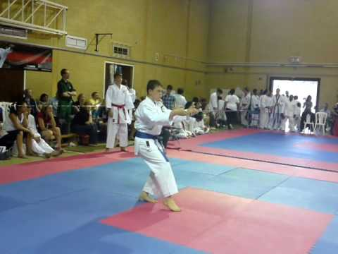 SSKA Brad @ The EKK Open Championships