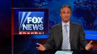 The Day Fox News Almost Died - Jon Stewart OWNS FOX