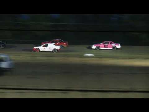 FWD Heat race Montpelier Motor Speedway  9 16 17