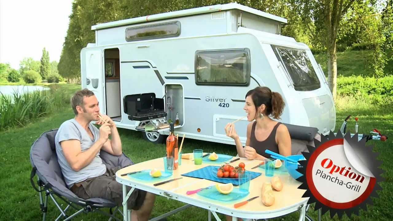 caravane surbaiss e silver 430 trigano funnydog tv. Black Bedroom Furniture Sets. Home Design Ideas