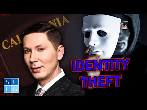"""When does """"identity theft"""" become a crime? (Penal Code 530.5)"""
