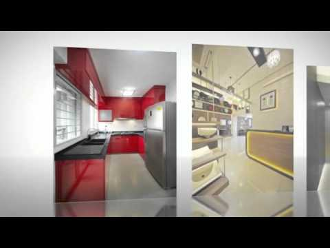 3 Room HDB Interior Design Singapore YouTube
