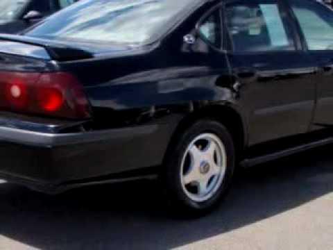 2000 Chevrolet Impala LS Capitol Chevy Cadillac Subaru - YouTube