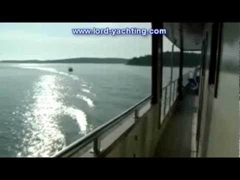 M/Y LUNA - Lord Yachting Croatia - Yacht Charter Agency