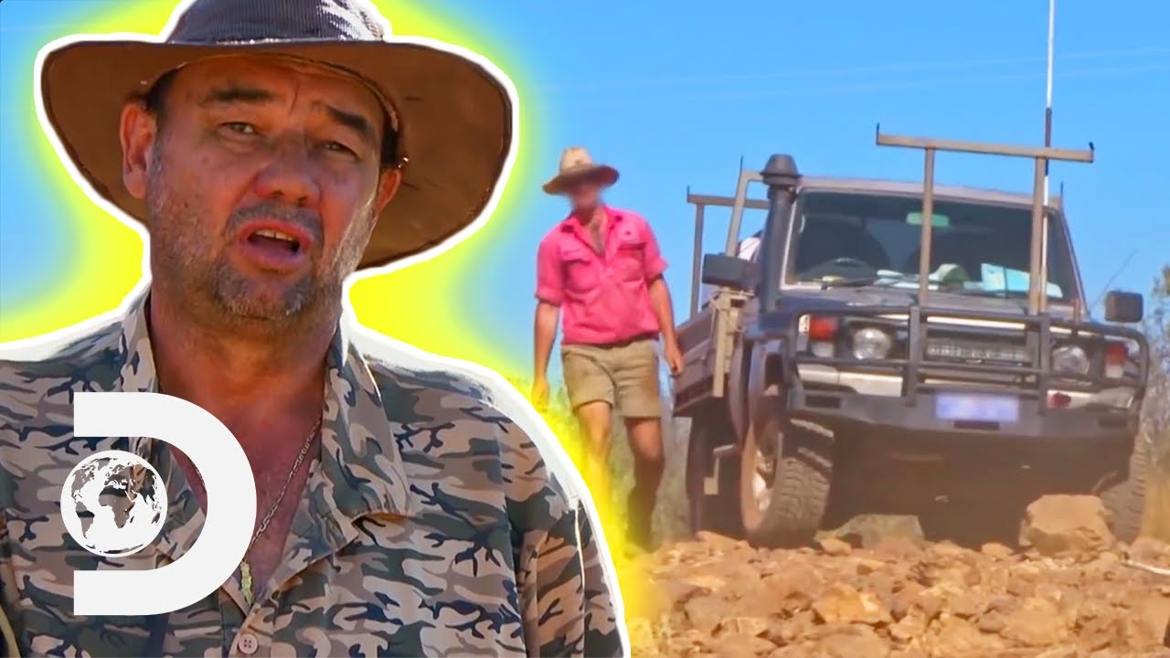 Download The Gold Gypsies Get Told to Leave the Property | Aussie Gold Hunters