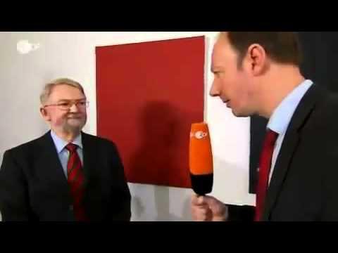 ZDF Pharma Lobbyist sagt versehentlich die Wahrheit