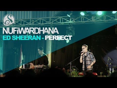 Nufi Wardhana - Perfect (Live Cover Version)