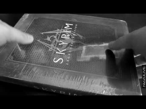 Worlds Heaviest Game Guide Skyrim Legendary Edition The Elder Scrolls V