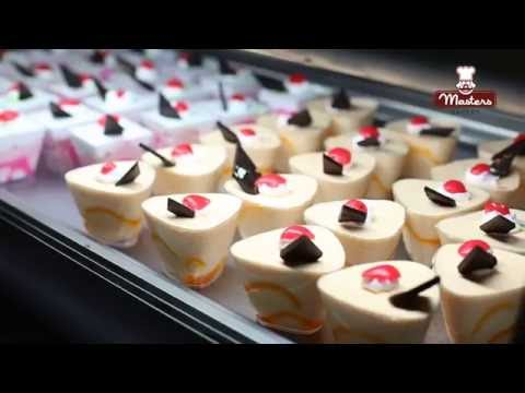 Live Bakery at Weddings by Masters Bakery - The Branding Moguls