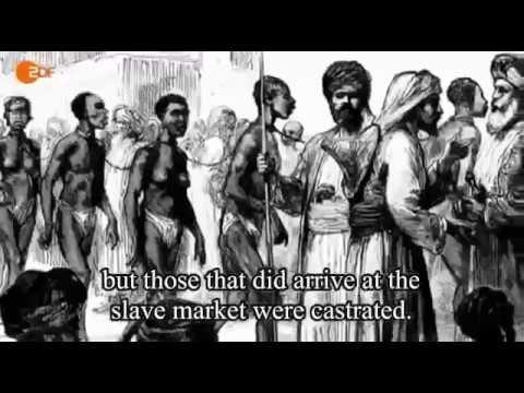 Israelite Enslavement: Muslim Slave Trade