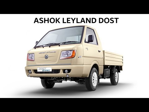 ASHOK LEYLAND DOST    Specifications & Review