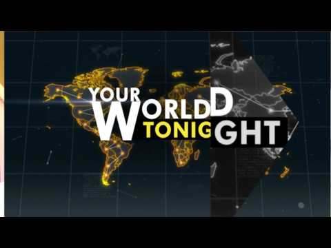 WION - YOUR WORLD TONIGHT @ 8 PM
