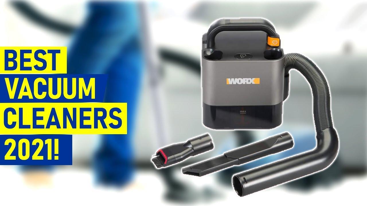Top 3 Best Vacuum Cleaner 2021!🔥✅ [Top Picks]