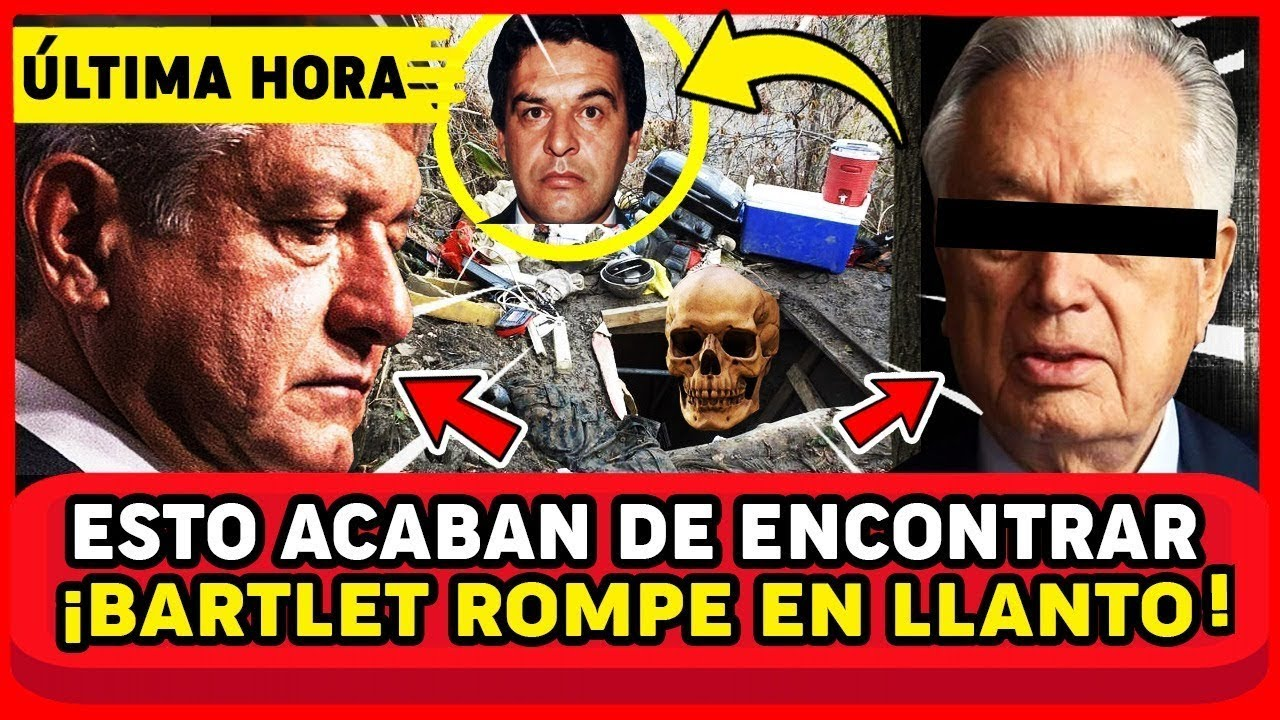 AMLO CASI LLORA DE CORAJE! HOY RECIBIÓ 2 GRAVES NOTICIAS DE FGR Y DE USA, TODO MEXICO ESTA TRISTE