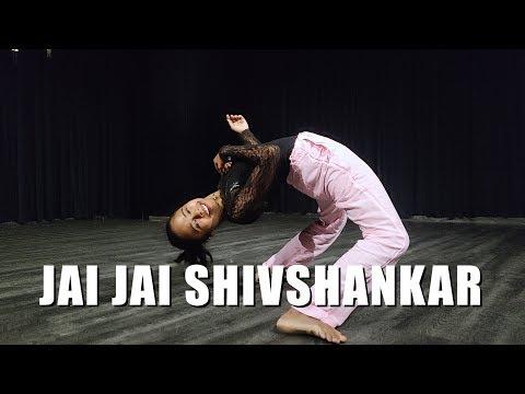 Jai Jai Shivshankar Song   War   Hrithik Roshan   Tiger Shroff   Roza Rana   Nritya Shakti