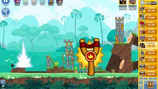 Angry Birds Friends tournament, week 341/A, level 4