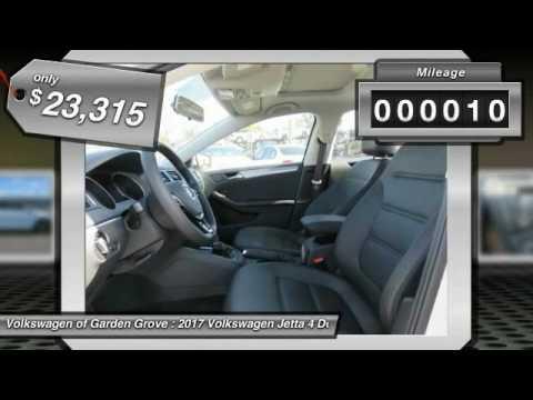 2017 Volkswagen Jetta Garden Grove CA HM288124 YouTube