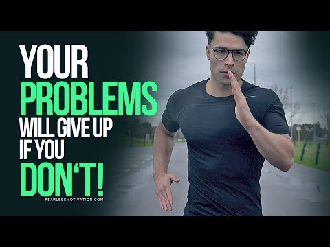 You Must Outlast Your Problems! - LISTEN When You're Ready To RISE!