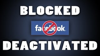 HOW TO FIND IF ANYONE HAS BLOCKED YOU OR DEACTIVATED ACCOUNT ON FACEBOOK   HOW TO CHECK IF BLOCKED