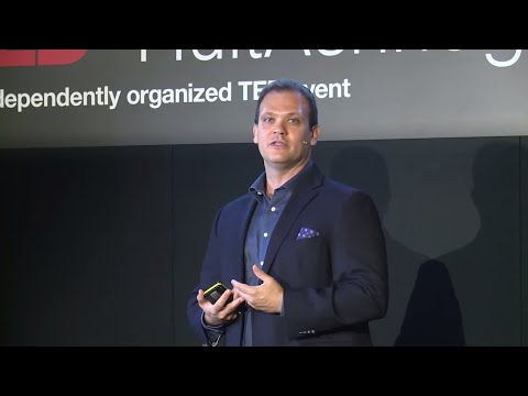 Our Obsession with Growth and the Power of Dormant Markets | Mark Esposito | TEDxHultAshridge