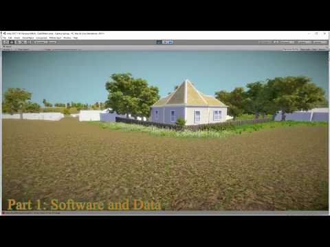 Archaeological Site VR Reconstructions Tutorial Part 1