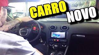 MEU CARRO NOVO!
