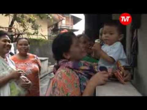 Indonesia health food for poor children