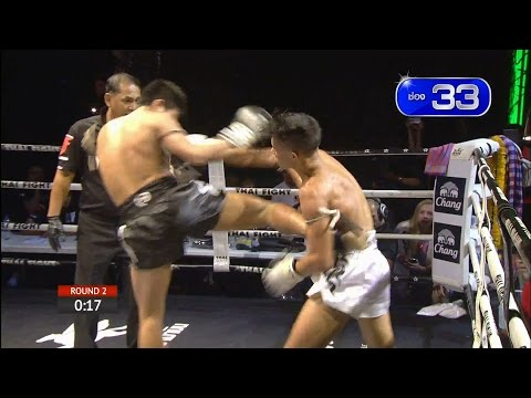 Thai Fight | เสาร์นี้ ถ่ายทอดสดเวลา 18.20 น.ทางช่อง 3HD