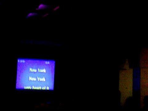 Karaoke in Tunesien