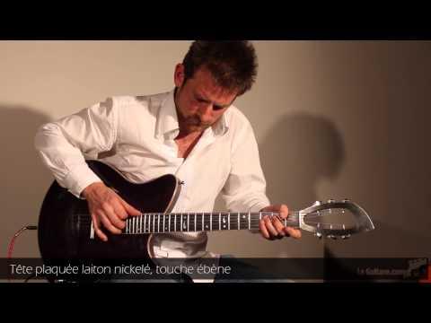 Kopo Guitares - Manhattan - Guitares au Beffroi 2014 par Brice Delage