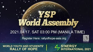 YSP World Assembly IN