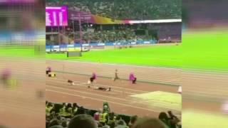 Ольга Рыпакова (КАЗ) - Бронза Чемпионат мира-2017 по легкой атлетике тройной прыжок в Лондоне
