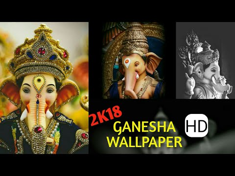How To Download Ganesha Wallpaper , Ganesha Hd Wallpaper 2k18 , Bappa Wallpaper